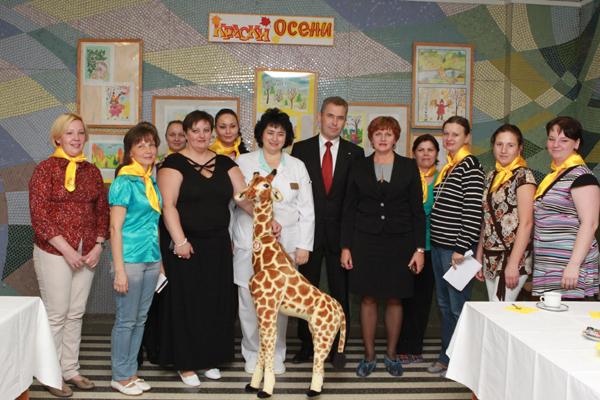 24 октября 2013 года П.А. Астахов принят в нашу Ассоциацию!