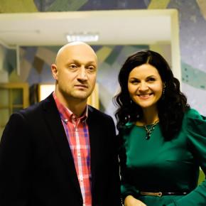 Гоша Куценко       Виктория Белова