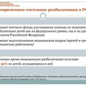 Организация медико-социальной реабилитации детей в РФ_Страница_15